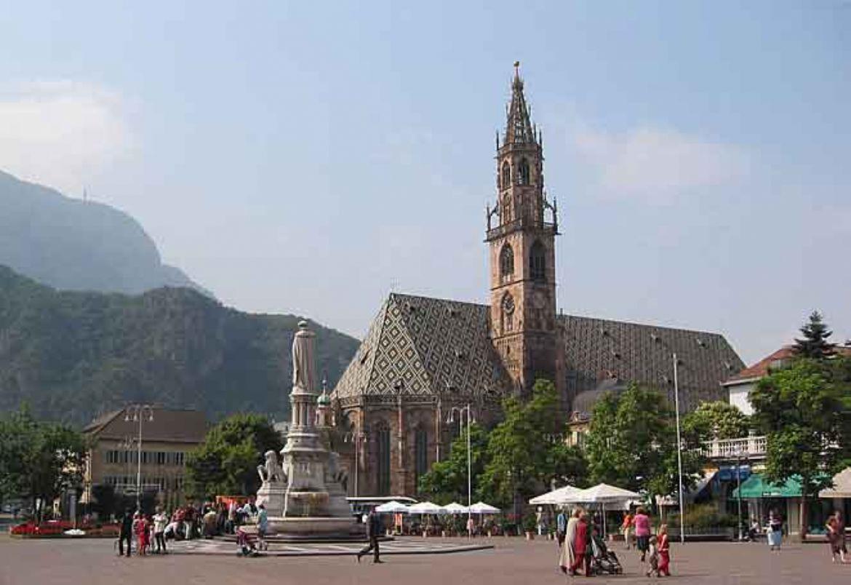 Bolzano piccola capitale europea for Bozen boutique hotel