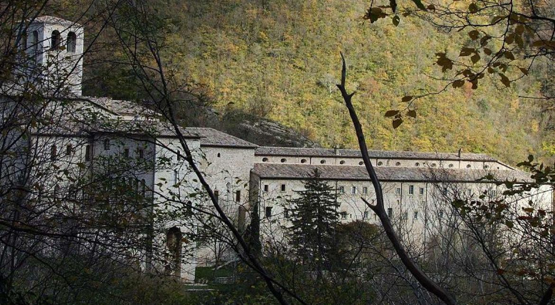 Affascinante storia: Monastero di Fonte Avellana