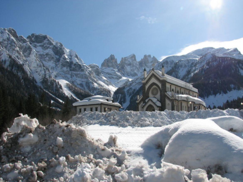 Falcade, rinomata località sciistica in Veneto