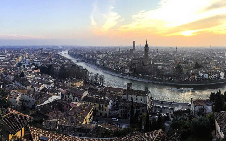 Verona la sua storia secolare