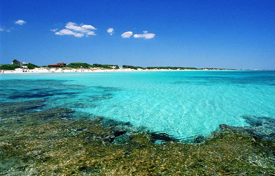 Le spiagge pi belle e suggestive del salento - Immagini di spongebob e sabbia ...