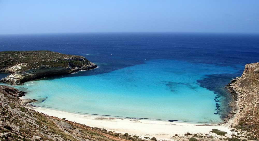 Matrimonio Spiaggia Lampedusa : Spiagge di lampedusa foto incredibili hotelfree