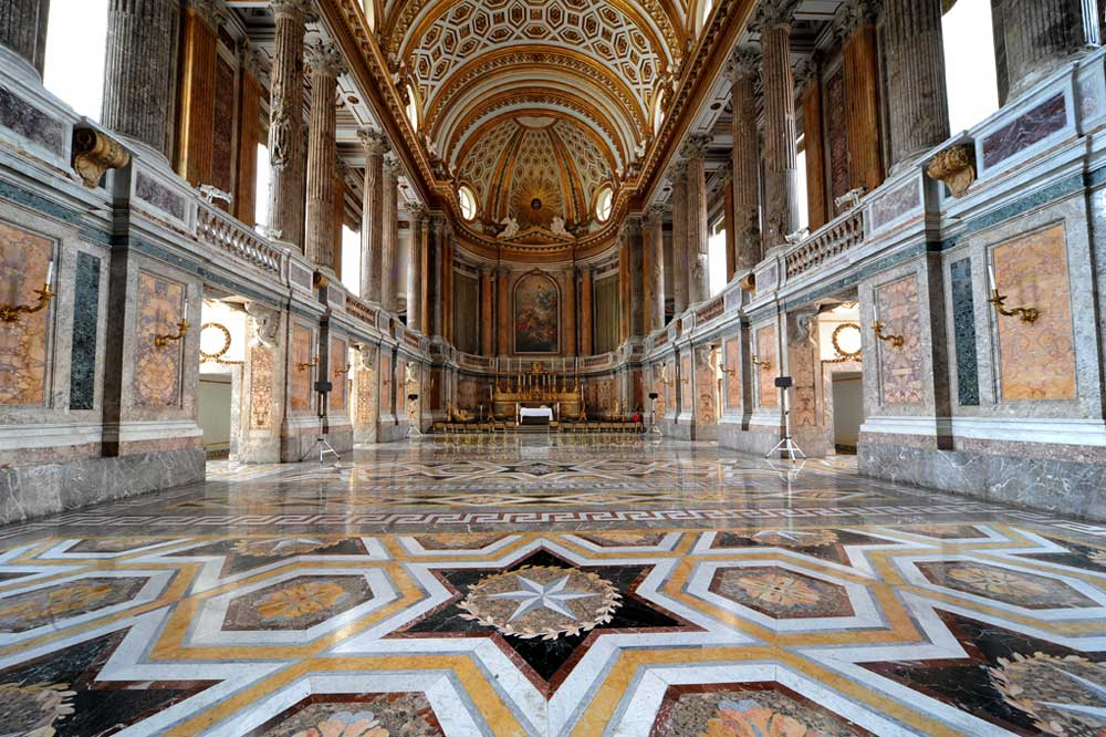 Cappella Palatina Reggia Di Caserta Interni.Reggia Di Caserta Storia Informazioni E 10 Foto Da Vedere