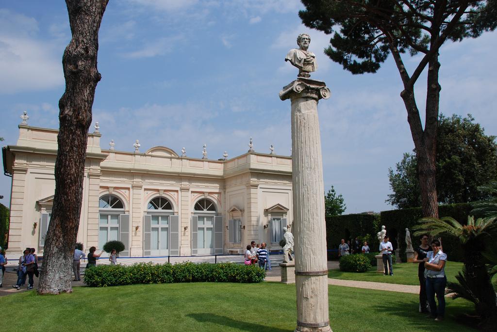La residenza del presidente il quirinale - I giardini del quirinale ...