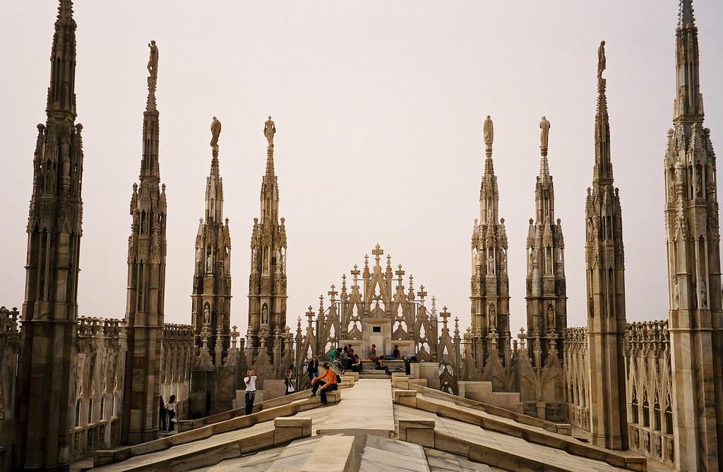 Il Duomo Di Milano Storia Immagini E Curiosit 224