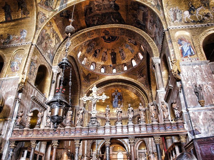 La Basilica Di San Marco Il Fulcro Della Citt Di Venezia