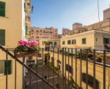 AppartamentoAppartamento ben collegato al centro storico