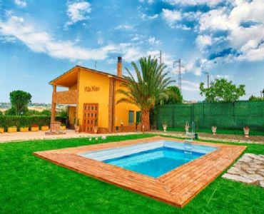 Villa VacanzeMare, natura  e buon cibo