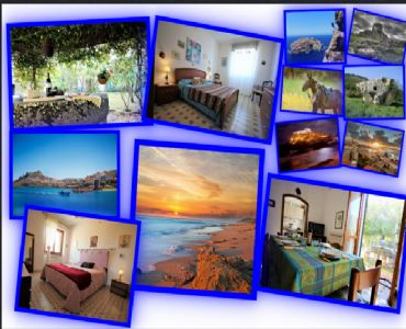 Casa VacanzeVilla tra mare e natura, storia e tradizione