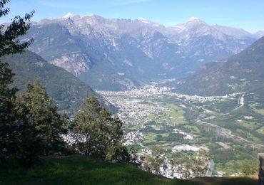Leggi: Sport, natura e piatti tipici in Valchiavenna
