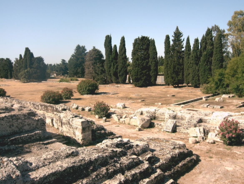 Leggi: Parco Archeologico della Neapolis