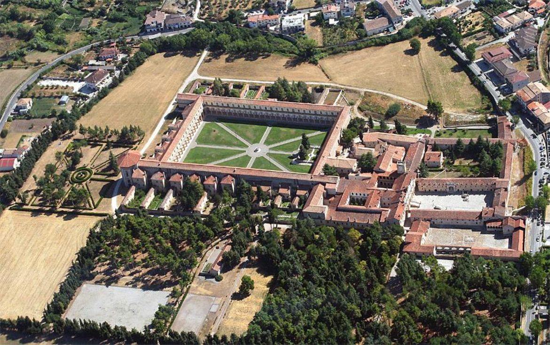 Scoprire.. La Certosa di San Lorenzo in Padula