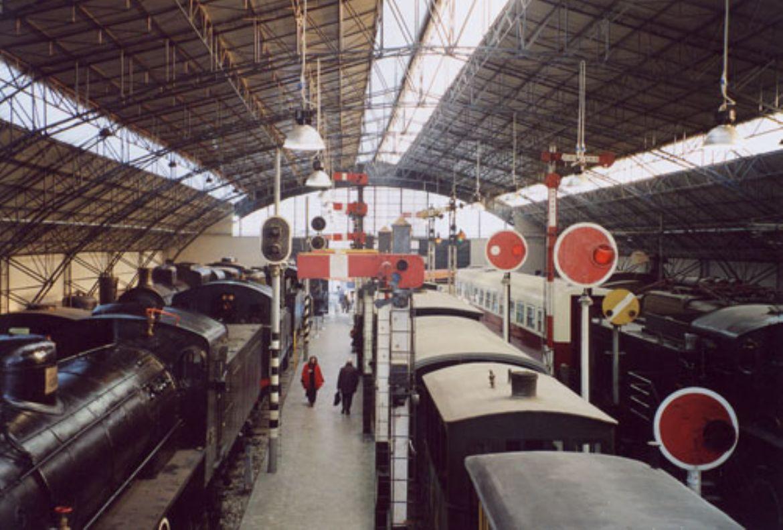 Il Museo Nazionale Ferroviario