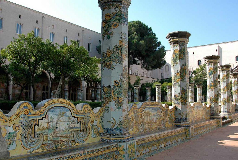Museo dell'Opera di Santa Chiara,  tra i più importanti di Napoli
