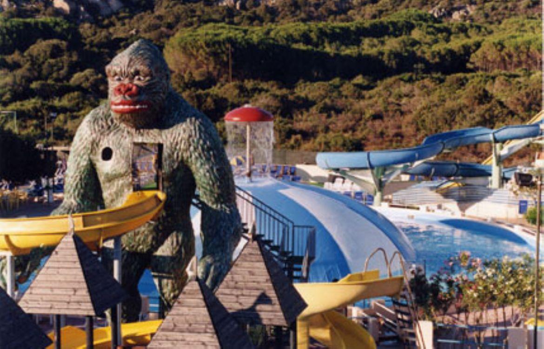 Parco Acquatico a Baja Sardinia: Aquadream