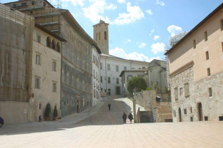 Spoleto, famosa in tutto il mondo per il Festival dei due Mondi