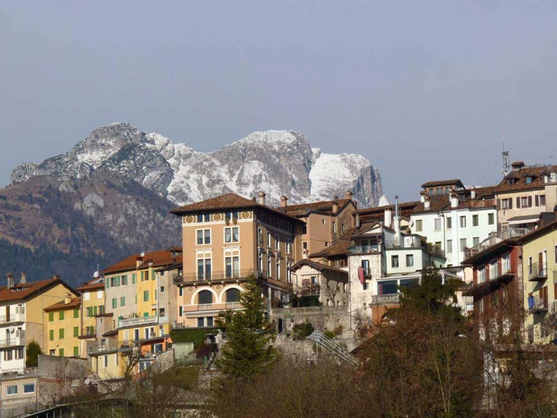 Visitare la città di Belluno: foto, piazze e palazzi